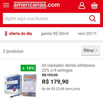 Clareadores Dentais Sendo Vendidos Ao Publico Geral Em Sites De